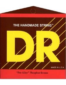 DR Strings Pre Alloy 10 akusztikus húrszett