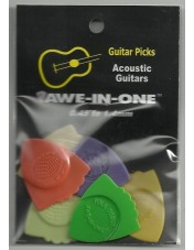 Awe-In-One Acoustic Selection (6 pengető)