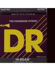 DR Strings Hi-Beam Medium 10 gitárhúr