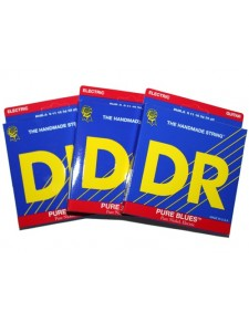DR Strings PURE-BLUES Pure Nickel 9/46 gitárhúr