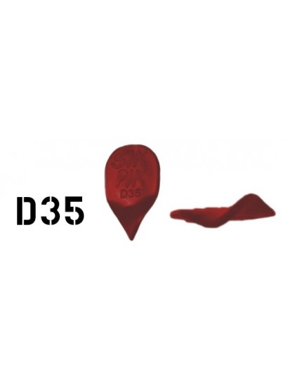 SikPik Red D35