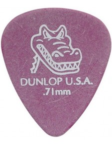 Dunlop Gator 0.71mm prémium pengető