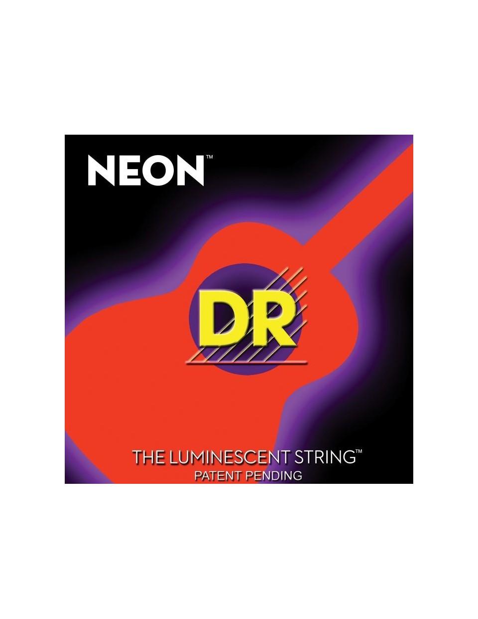 Hi-Def NEON™ ORANGE 12 akusztikus gitárhúr