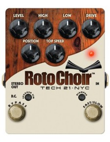 Tech21 Roto Choir pedál