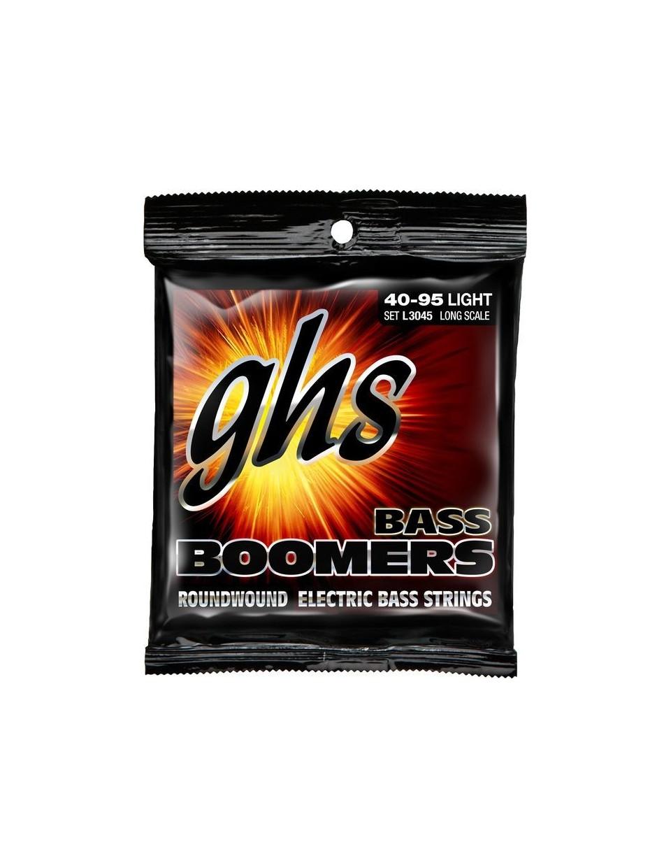 Light BOOMERS 4-húros basszus szett