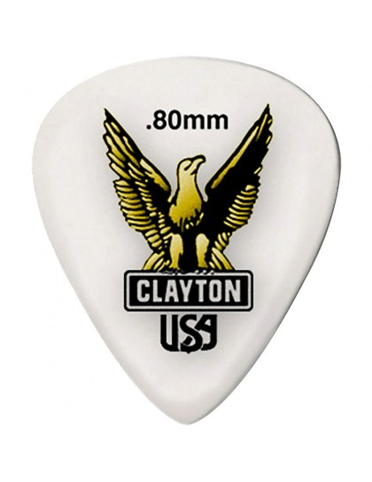 Clayton Acetal Standard 0,80 mm