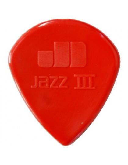 Dunlop Jazz III nylon 1,38 mm pengető