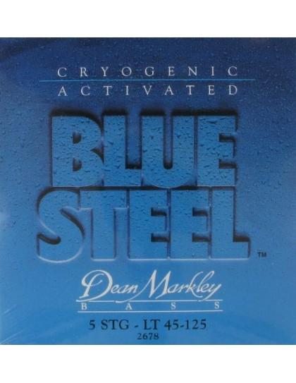 Blue Steel 45-125-ös 5-húros basszus szett