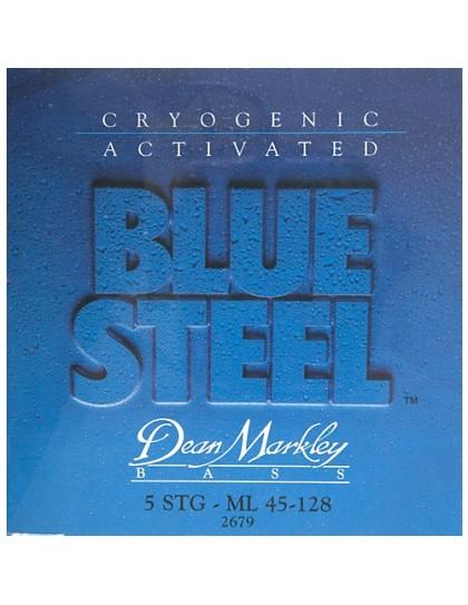 Blue Steel 45-128 5-húros basszus szett