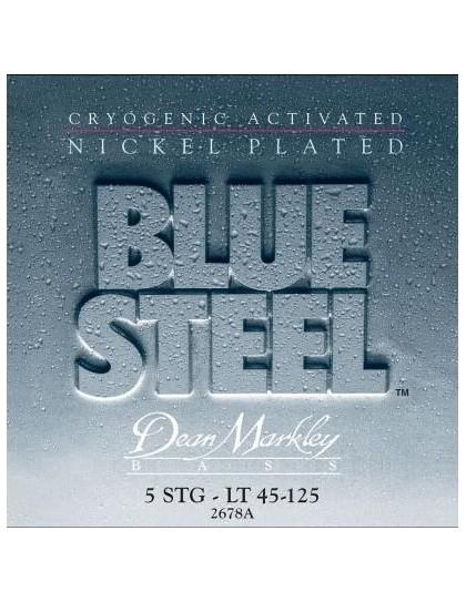 Blue Steel NPS 45-125 5-húros basszus szett