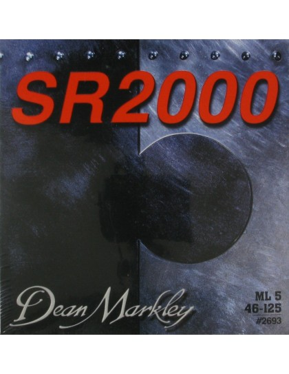 SR2000 46-125 5-húros basszus szett