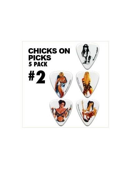 GA Chicks on Picks 2, 5db-os csomag