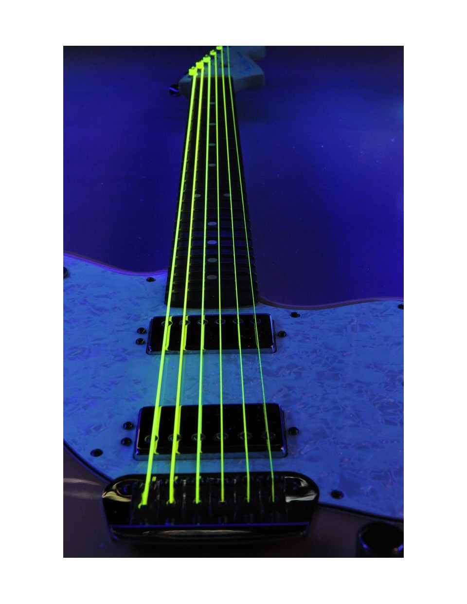 Hi-Def NEON™ YELLOW 9 gitárhúr