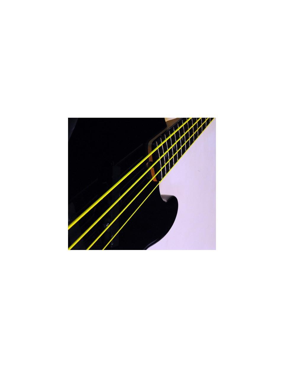 Hi-Def NEON™ YELLOW 4-húros basszus szett