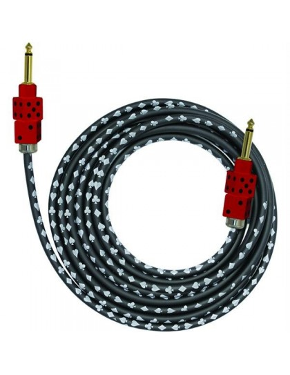 Bullet Cable Dice Connector Red 3,6 m