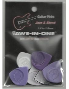 Awe-In-One Jazz&Shred Selection (6 pengető)