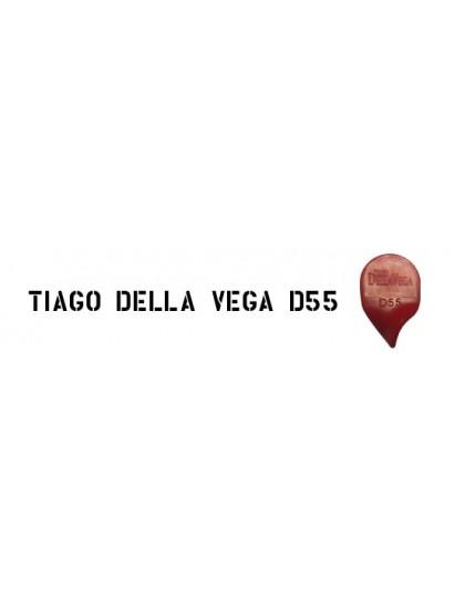 SikPik Tiago Della Vega Red D55