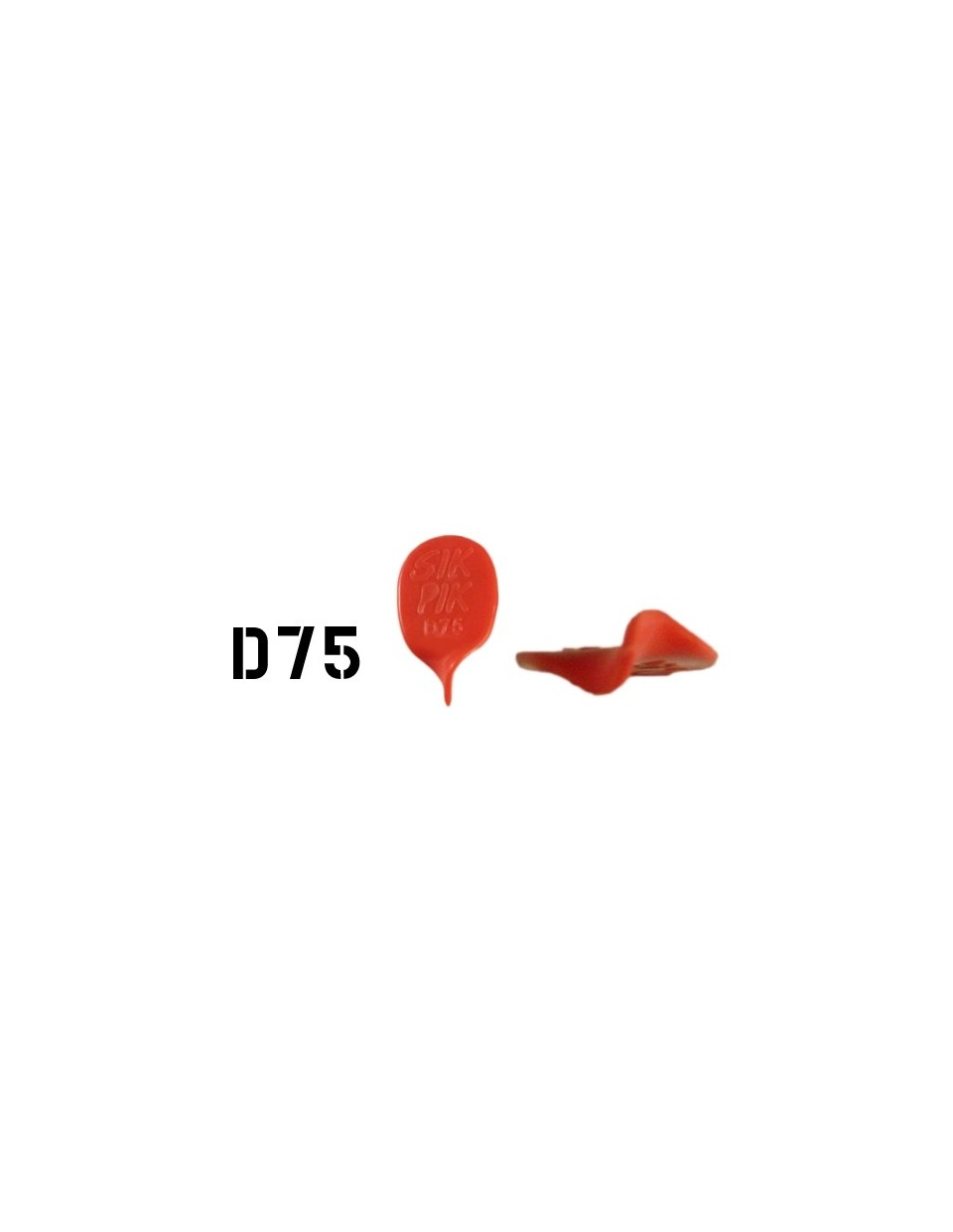 SikPik Red D75